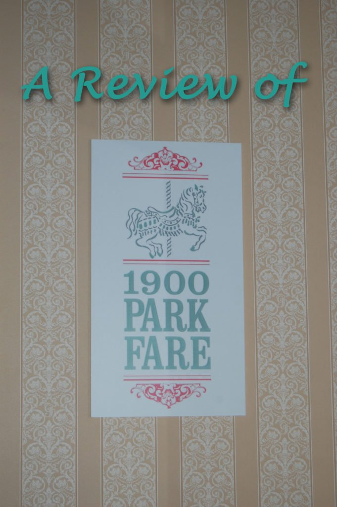 Review of 1900 Park Fare