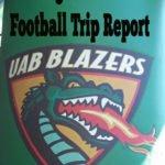 Blazingham:  A UAB Football Trip Report