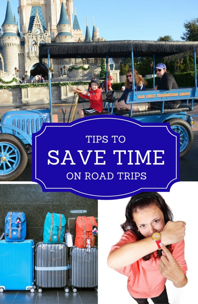 save time on road trips