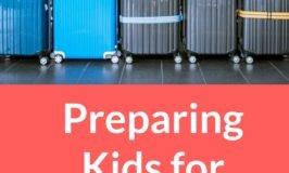 Preparing Kids for Long Flights