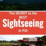 The Secret to the Best Sightseeing in Fiji