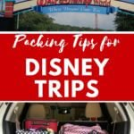 Packing Tips for Disney Trips