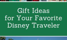 Gift Ideas for Your Disney Traveler