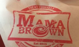 Mama Brown:  Soul Food in Wellington