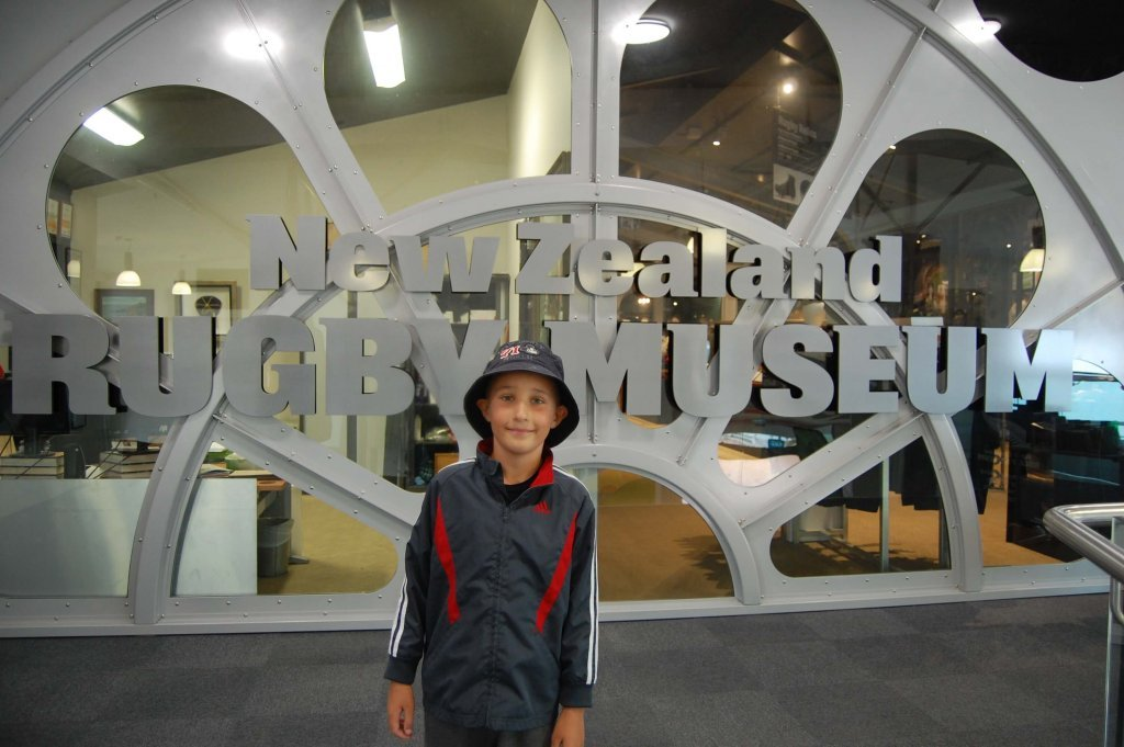 things to do with kids on New Zealand's North Island