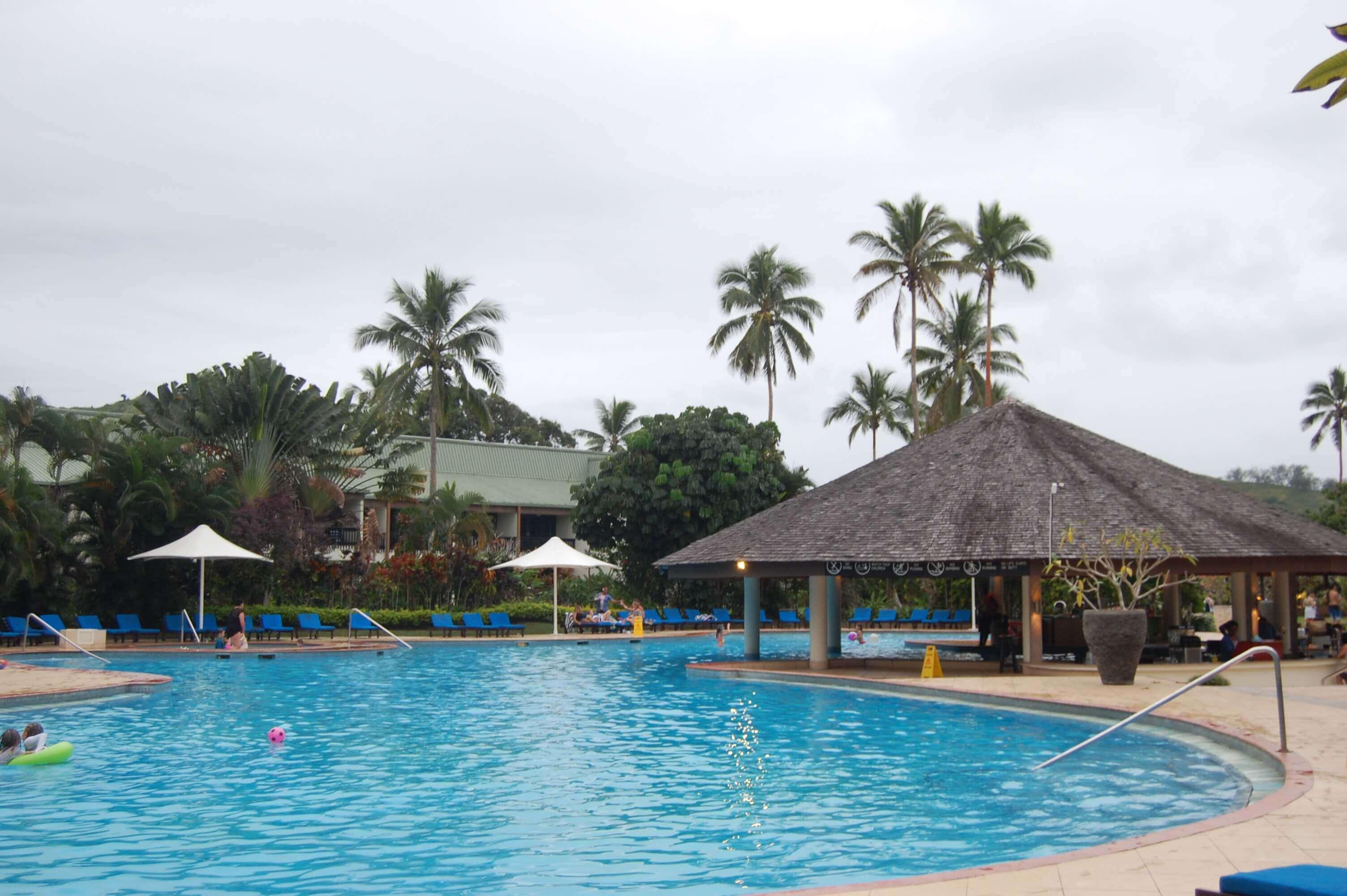 all-inclusive resort in Fiji
