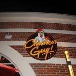 Chicken Guy entrance