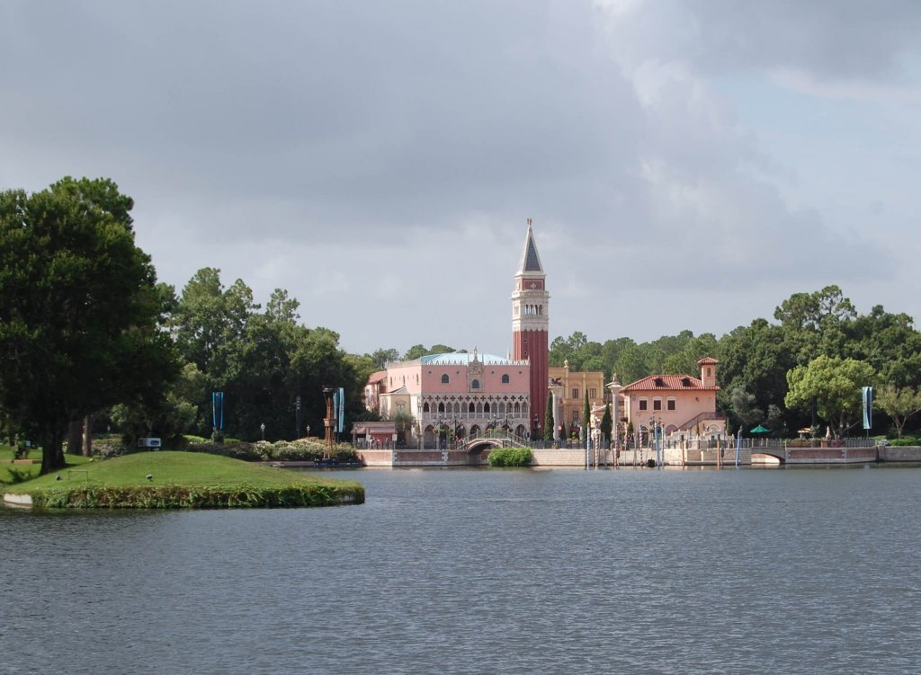 Italy is one of the World Showcase countries