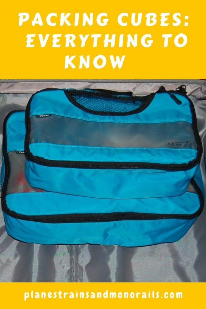 Packing Cubes:  Everything You Need to Know